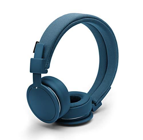 Urbanears - Plattan ADV Drahtloser Bluetooth Kopfhörer - Indigo (Drahtlose Bluetooth-kopfhörer Neuen)