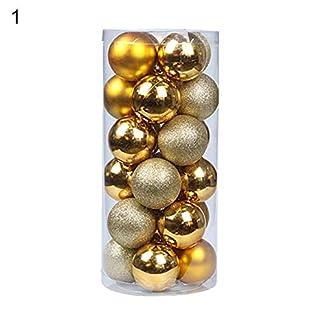 Bangle009-Glitzernde-Kugeln-Weihnachtsbaum-Dekoration-fr-Weihnachten-Party-zum-Aufhngen-goldfarben