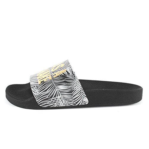 The White Brand  The White Brand, Chaussons Mules femme Motif serpent