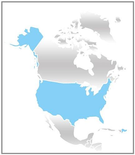 -Karte USA für Ibex und Lux ()