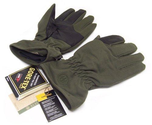 Beretta, SGL30366075 - Guantes de caza, de tejido Gore-Tex, talla XL / XXL