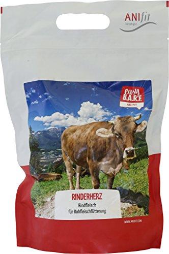 Easy Barf Rinderherzen 350g