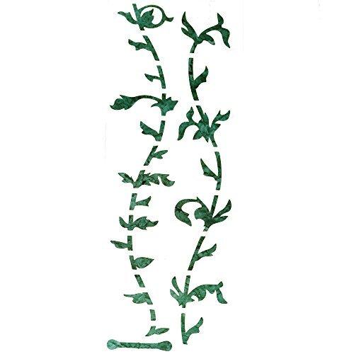 el-sr-power-arbol-de-vida-interior-de-guitarra-diapason-adhesivo-marcadores-verde-color