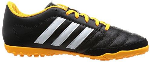 adidas Gloro 16.2 Tf, Scarpe da Calcio Uomo, 39 EU Multicolore (Negro / Blanco / Amarillo (Negbas / Ftwbla / Dorsol))