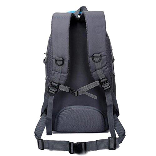 SZH&BEIB Outdoor-Spielraum-Rucksack Unisex große Kapazitäts-40L Wasserdicht Bergsteigen Tasche A