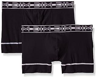 Dim - 3D Flex Stay & Fit - Boxer - Uni - Lot de 2 - Homme - Noir - FR : Medium (Taille fabricant : 3) (B0163E9TZ8) | Amazon Products