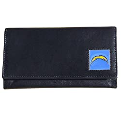 NFL San Diego Chargers Women's Leather Wallet
