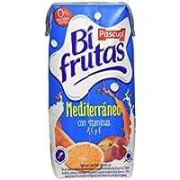 Bifrutas Mediterráneo ZERO- Pack 6x200 - Total 1200 ml