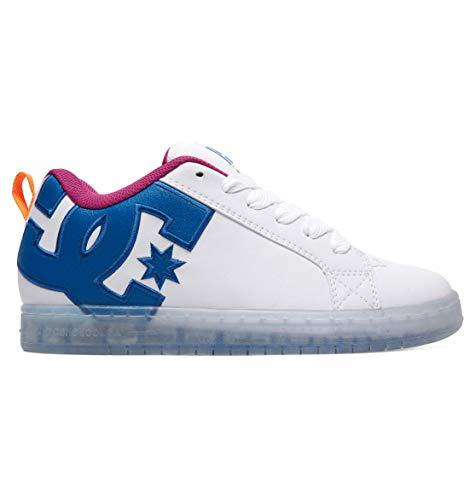 DC Shoes Court Graffik SE - Leather Shoes for Men - Schuhe - Männer - Mens Court Graffik Skate Schuhe