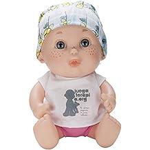 Juegaterapia - Muñeco Baby Pelón María (Muñecas Arias 0141)
