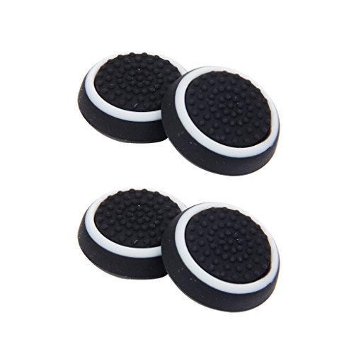 Segolike 4Pieces Replacement Controller Joystick Thumbstick Cover Caps Grips for Sony PlayStation 4 PS4 Console  available at amazon for Rs.220