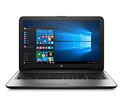 HP 15-ba036AU 15.6-inch Laptop (A6-7310/4GB/1TB/FreeDOS 2.0/Integrated Graphics), Turbo Silver
