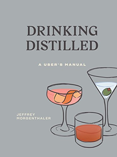 Drinking Distilled: A User's Manual (English Edition) Barware Cocktail-shaker