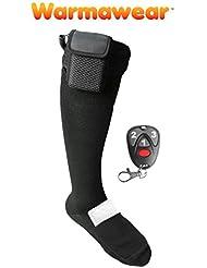 Chaussettes Chauffantes Dual Fuel Télécommandées - Warmawear