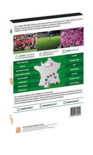 Tick&Box - Coffret Cadeau Places Match 100% Rugby