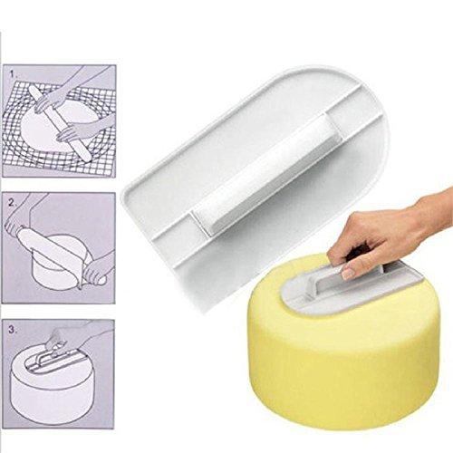 Hosaire Suave pastel de mazapán de escultura de bricolaje para hornear Herramientas decorar la torta de plástico