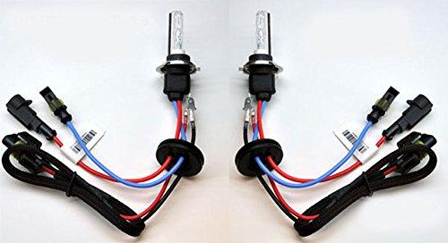 55W H710000K HID Xenon Ersatz-Glühbirne Leuchtmittel für Scheinwerfer Kopf Lampen - Hid-kopf