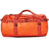 The North Face Base Camp-M Mochila Duffel, Unisex Adulto, acrylorg/pcntrd, OS