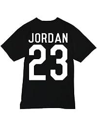 Camiseta unisex, diseño de Michael Jordan con dorsal 23
