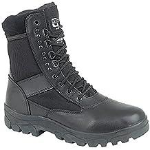 Grafters - Botas militares para hombre