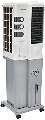 Crompton Mystique Dlx TAC341 34-Litre Tower Cooler