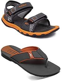 b3b355d57d73 Amazon.in  Last 30 days - Sandals   Floaters   Men s Shoes  Shoes ...
