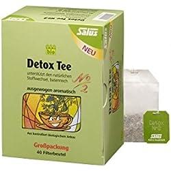 Salus Detox Tee Nr.2 (bio), 40 Btl.