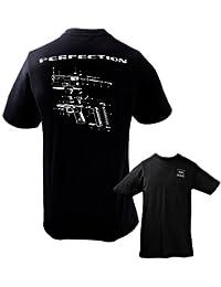 Glock OEM Brkdwn T-Shirt Short Sleeve Black XL