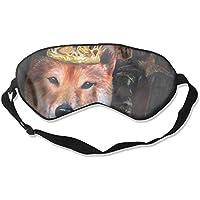Splendid Beast Dogs Crown 99% Eyeshade Blinders Sleeping Eye Patch Eye Mask Blindfold for Travel Insomnia Meditation preisvergleich bei billige-tabletten.eu