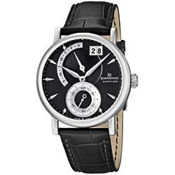 Candino Men's Quartz Watch C4485/3 with Leather Strap