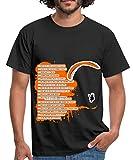 Gleitschirm Fallschirm FAQ Männer T-Shirt
