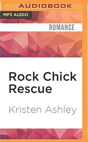 Rock Chick Rescue by Kristen Ashley (2016-06-14)