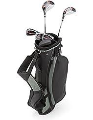 TCM Tchibo Herren Damen Golfset Golf Set Rechtshand Schläger Standbag mehrfarbig