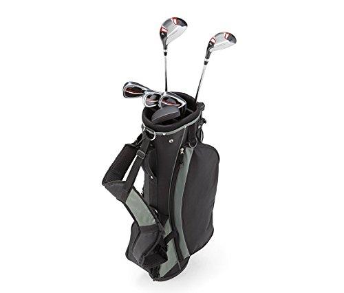 TCM Tchibo Herren Damen Golfset Golf Set Rechtshand Schläger Standbag mehrfarbig (Herren Golfset)