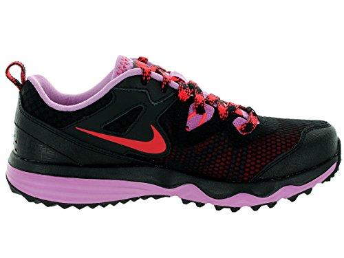 Doppio Fusion Trail Running Shoe schwarz/flieder