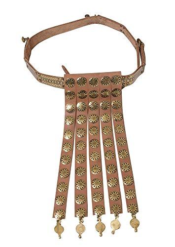Cingulum, Römischer Legionärs Gürtel Ledergürtel Einheitsgröße LARP Gürtel Mittelalter Wikinger