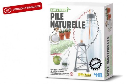 Green Science - Pile Naturelle