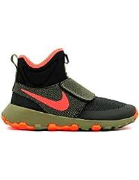 Nike 859621-003, Zapatillas de Baloncesto para Niños
