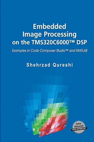Embedded Image Processing on the Tms320c6000 Dsp: Examples in Code Composer Studio and Matlab