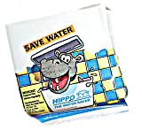 Hippo the Water Saver (not for slimline cisterns) - saves water each time you flush