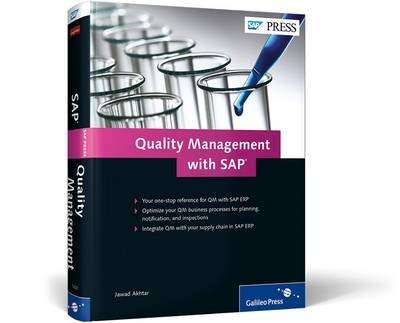 [(Quality Management with SAP)] [By (author) Jawad Akhtar] published on (June, 2015)