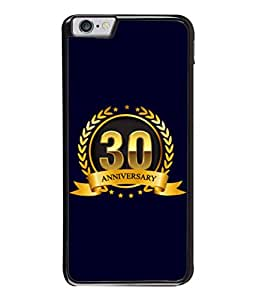 PrintVisa Designer Back Case Cover for Apple iPhone 6 (Life Love Occasions Aniversary Vision Celebrations)