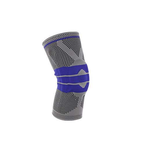 Kneepad Bandoulière de sécurité avec bandoulière de sécurité pour Le Genou, Support Tibia, genouillère, Gris