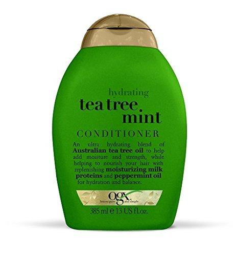 OGX (Organix) Hydrating Tea Tree Mint Conditioner - pflegende Haarspülung -