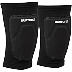 Burton Basic Protection Genoux Snowboard Homme, True Black, FR : S (Taille Fabricant : S)