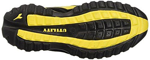 Diadora Glove II Low S1p HRO, Scarpe da Lavoro Unisex-Adulto Nero