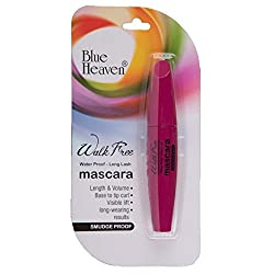 Blue Heaven Walk Free Pink Pack Mascara, Black, 12g