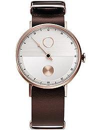 TACS Analog Black Dial Unisex Watch - TS1602E