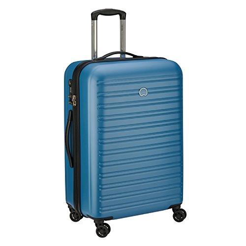 DELSEY PARIS SEGUR Valise, 70 cm, 82 litres, Bleu Canard