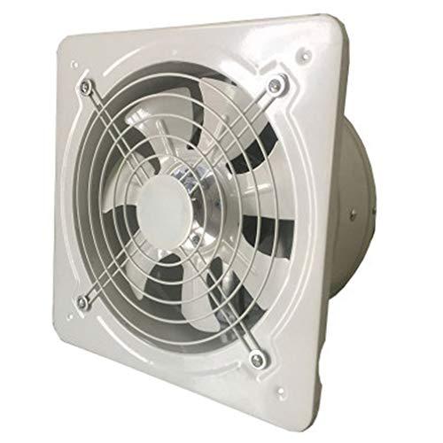 Sunnyday Ventilador Industrial del Extractor de Aire del Extractor axial del Metal...